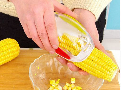 Corn Stripper - Peel Corn Quickly and Easily