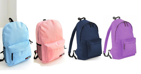 Backpack in Choice of Colour