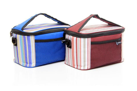 Lunch Bag for Preserving Food Freshness in Choice of Colour
