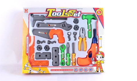 20-Piece Children's Tool Kit