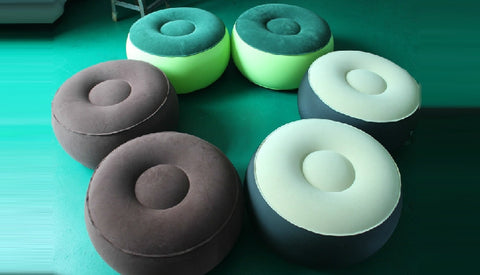 Inflatable Stool in Choice of Colour