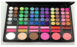 78 Colours Eyeshadow, Lip Gloss and Blush Palette