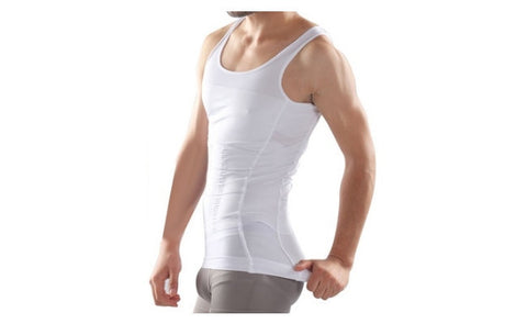 Men's Compression and Body-Support Undershirt in Choice of Size