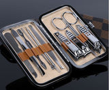 Travel Manicure Set (10 pieces)