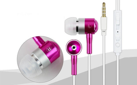 Trendy Headphones for MP3 Player, Mobile Phone or Computer