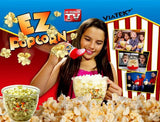 EZ Popcorn (2 Pieces) - Microwave Popcorn Maker (Video)