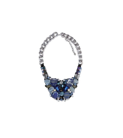 Inspired by ZARA - High Street Fashion Statement Necklace