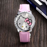 Children's Hello Kitty Watch in Choice of Colour