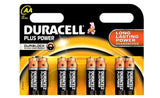 Duracell Batteries 24-Pack - AA and / or AAA