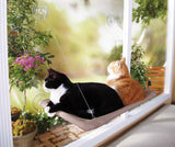Sunny Seat Window Mounted Cat Bed (Video)
