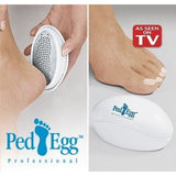 Ped Egg - Pedicure Foot File (Video)