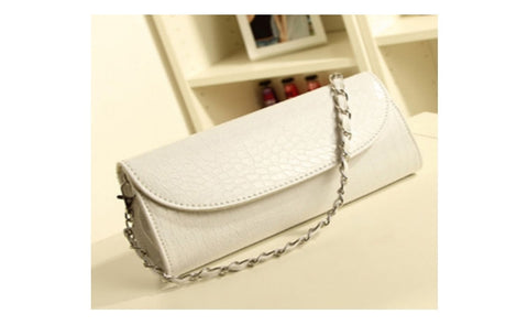Evening Purse in White Colour