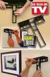 Hang Rite Tool for Precise Picture Placement on the Wall (Video)