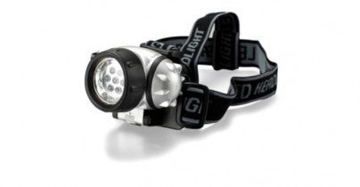 LED Headlight for Cycling, Hiking or Camping
