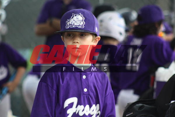 Pee Wee Championship: Frogs vs. Longhorns  013