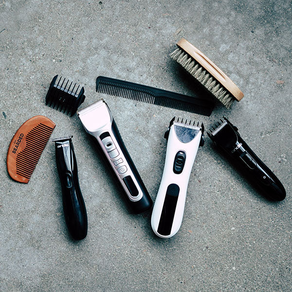 Beard Trimmers and Accessories