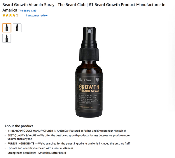Beard Growth Products: Are They A SCAM? | Live Bearded
