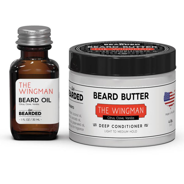 Essentials Beard Kit Wingman
