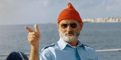 Steve Zissou from the Life Aquatic