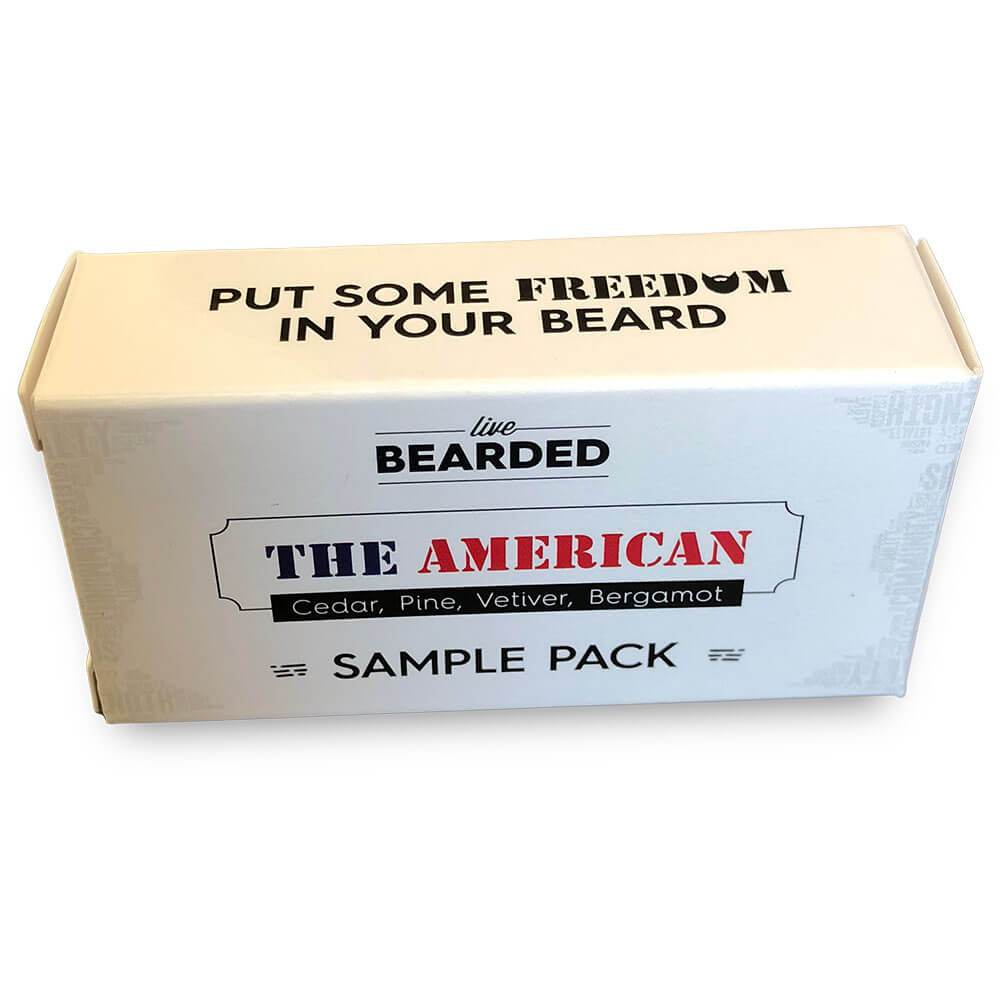 THE AMERICAN Sample Pack