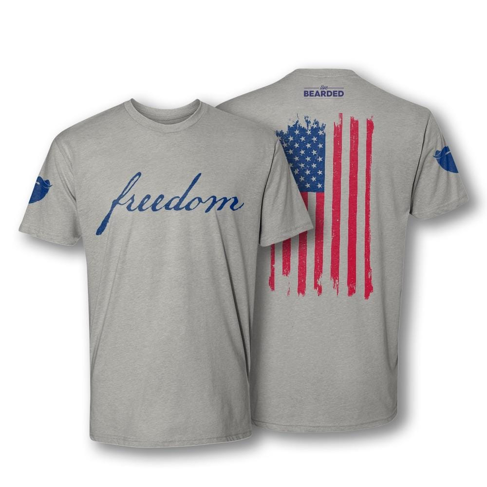 Freedom Flag T-shirt