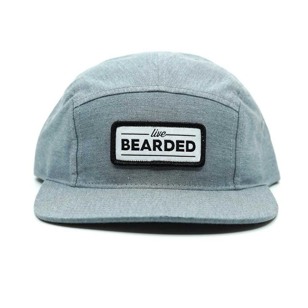 Limited Edition 5 Panel Heather Hat
