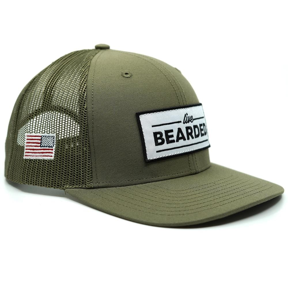 Olive Drab Trucker Hat