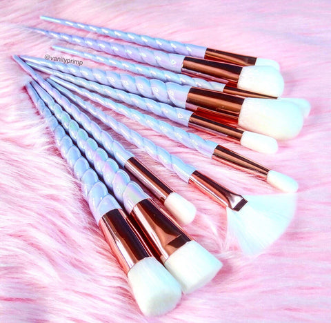 Unicorn Dust Brush 10 Piece Set