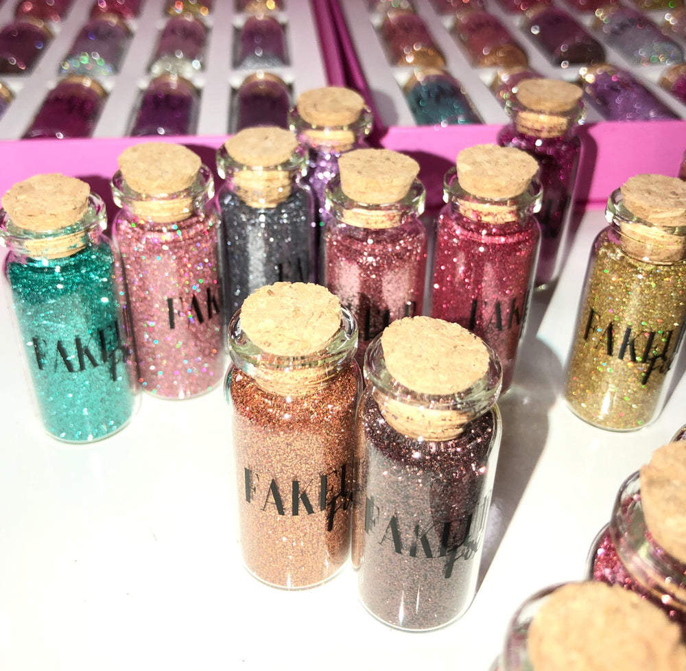 FakeupFix Glitter Collection