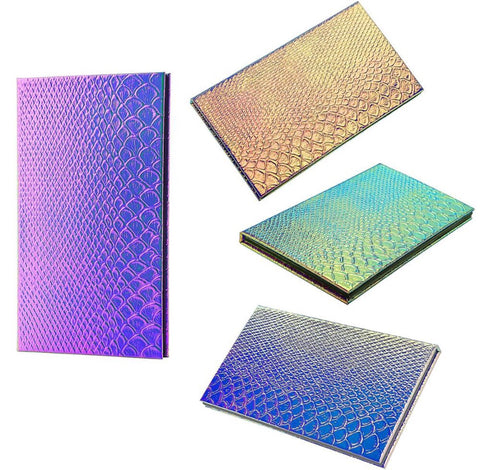 Mermaid Scales Holographic Magnetic Palette