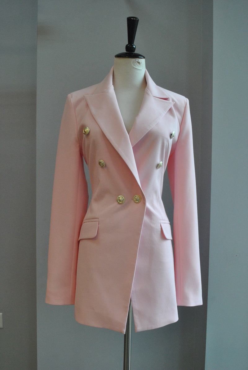 LIGHT BEIGE SWEATER TUNIC DRESS