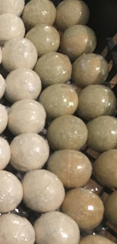 Lemongrass & Ginger Bath Truffle Bomb 4oz