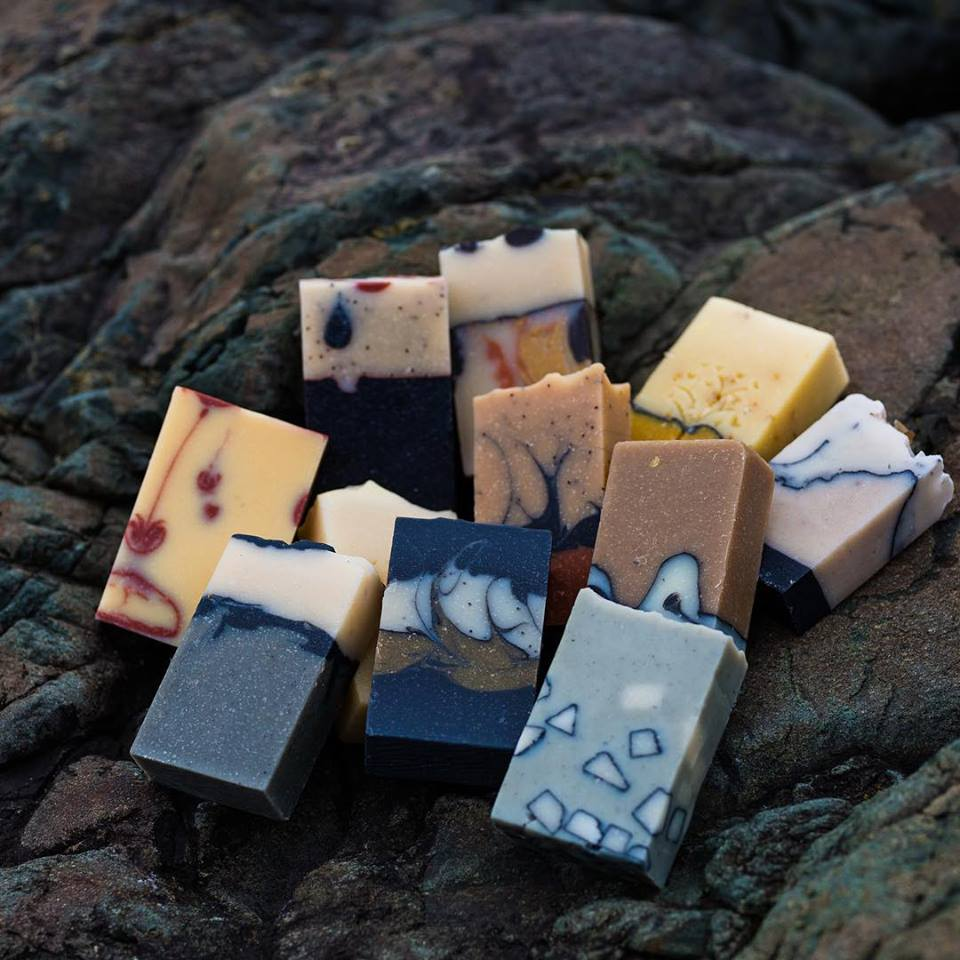 Spiced Fresh Maple Sap | Iceberg Infused Soap