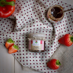 Pepper and Strawberry Compote - EMILIA FOOD LOVE