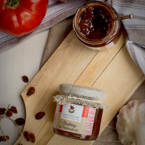 Tomato Chutney - EMILIA FOOD LOVE