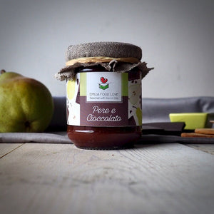 Pear and Chocolate Jam - EMILIA FOOD LOVE