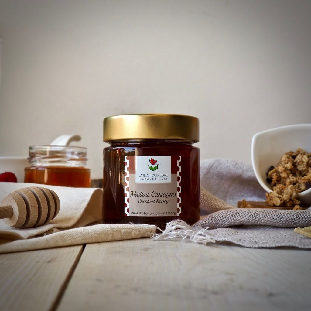 Chestnut Honey - EMILIA FOOD LOVE
