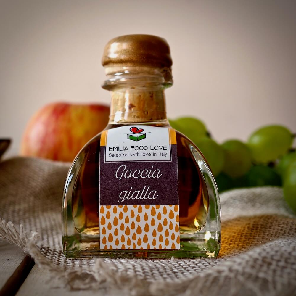 Goccia Gialla - Balsamic Fuji apple dressing - EMILIA FOOD LOVE
