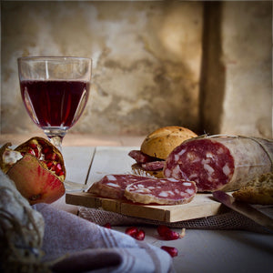 Italian Salami emiliano - EMILIA FOOD LOVE