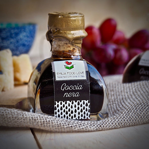 Goccia Nera - Balsamic dressing 8 years aged - EMILIA FOOD LOVE