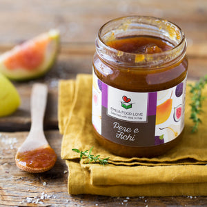 Pear and Fig Jam