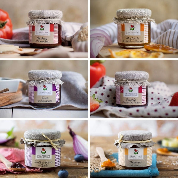 Compotes & Chutneys Tasting (6 pack)