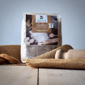Wheat Flour Anciet Grain Mix Type 1 Stone Ground - 3 pieces (3 KG) - EMILIA FOOD LOVE