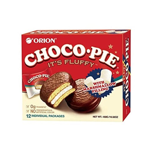 Snack- Orion Choco Pie