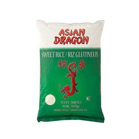 Grain- Sweet rice (Asian Dragon 20lb)