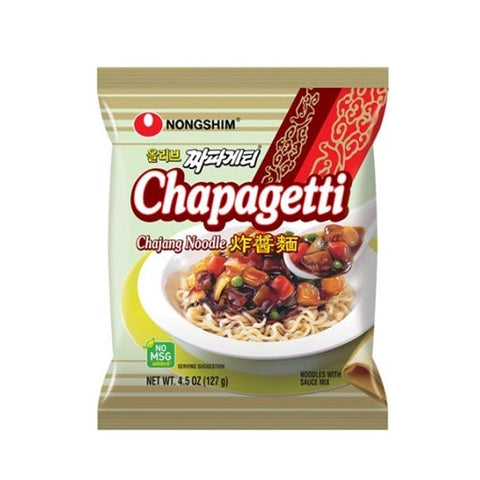 Instant Noodle- Nongshim Chapagetti Multi