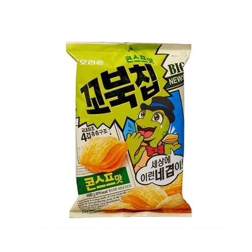 Snack- Turtle Chips Corn Soup