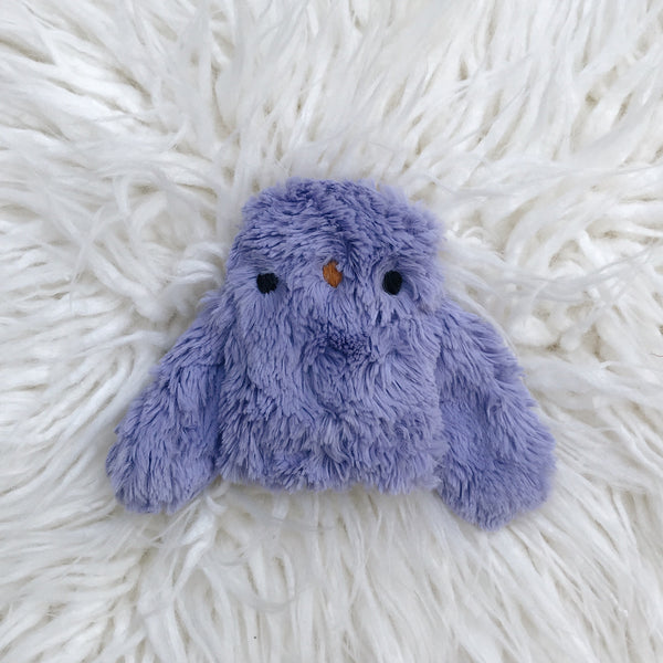 Lavender owlet - Ready to ship