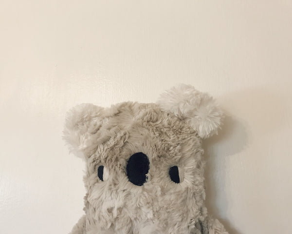 Reserved for Megan - Claude the Koala - Made to Order - sleepy king