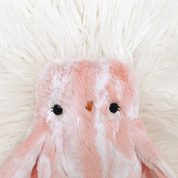 Pink Sugar The Big Winter Owl - sleepy king